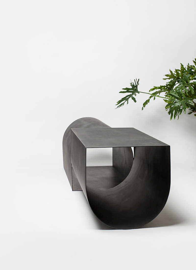 Aesence | U Bench by Christopher Stuart